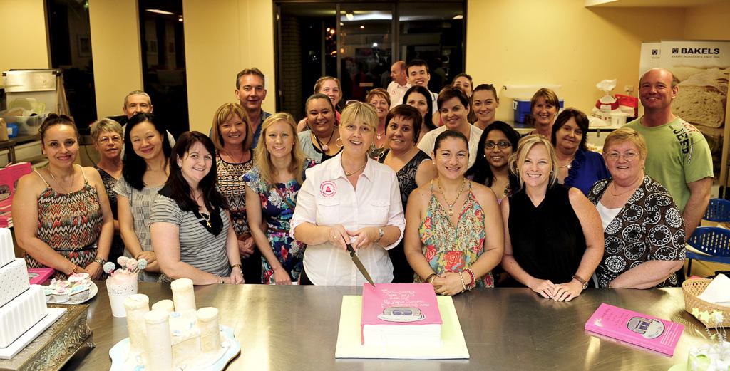 Cake Decorating Classes Brisbane