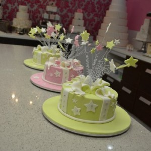 Cake Decorating Classes Queensland : Saturday 13th of February 2016 Beginners 2 Shooting stars ...