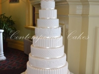 Wedding cake Brisbane