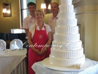 The family behind Contemporary Cakes and classes