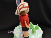 Cyclist Cakes Contemporary Cakes and classes Brisbane