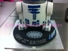 Star Wars birthday Cake Brisbane cakes, Contemporary Cakes, Party Cakes