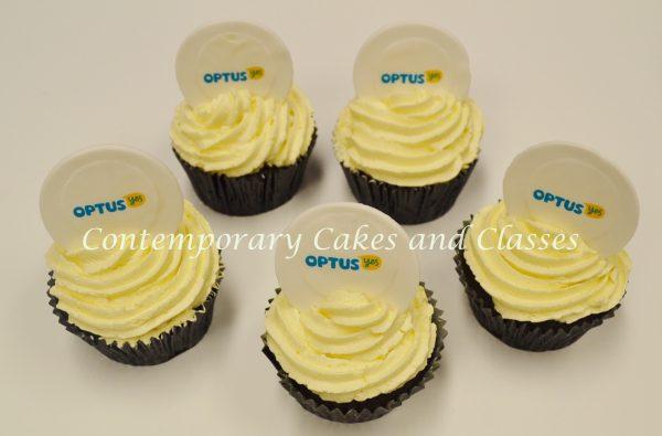 Corporate Cupcakes BrisbaneLogan Gold Coast 1