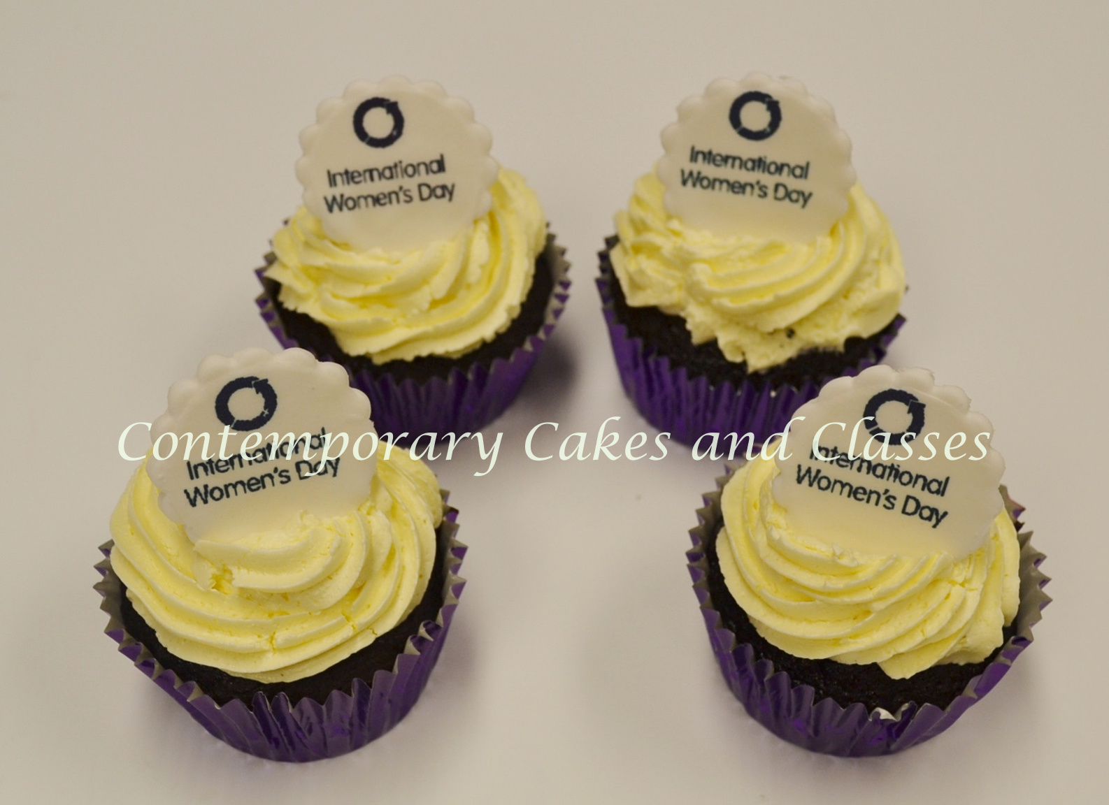 Corporate Cupcakes Brisbane Logan Gold Coast