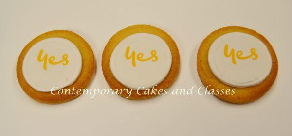 Corprate cookies Optus, Brisbane.Logan, Gold Coast