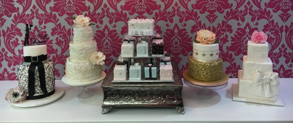 Brisbane Wedding cakes by Contemporary Cakes