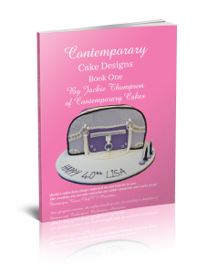 Contemporary Cake Designs Book One