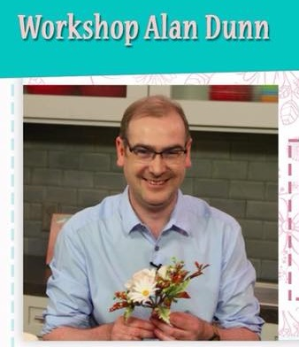 Alan Dunn Contemporary Cakes and Classes