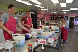 Baking cake classes Brisbane at Contemporary Cakes and Classes