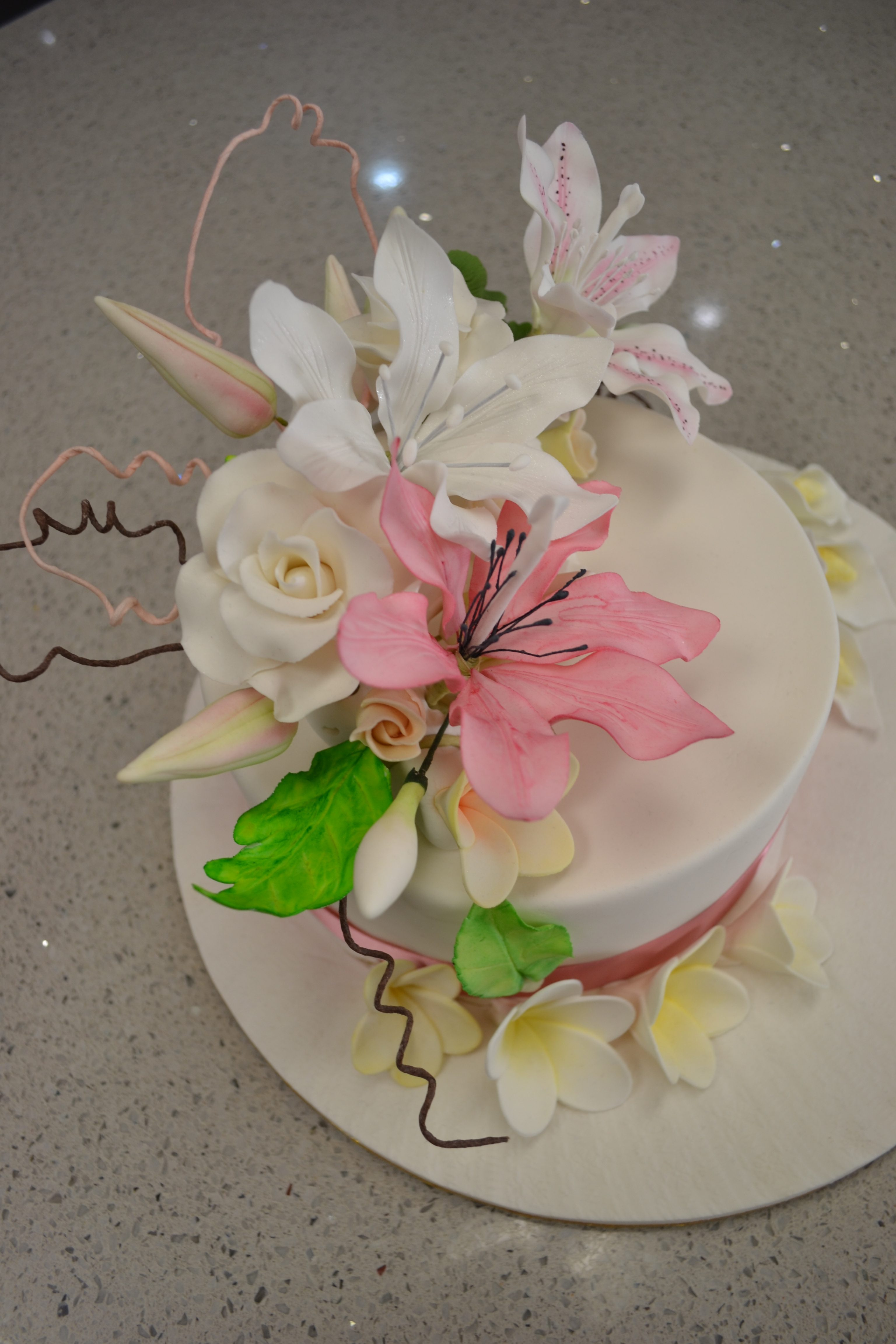 Sugar flower classes Brisbane Contemporary Cakes and Classes