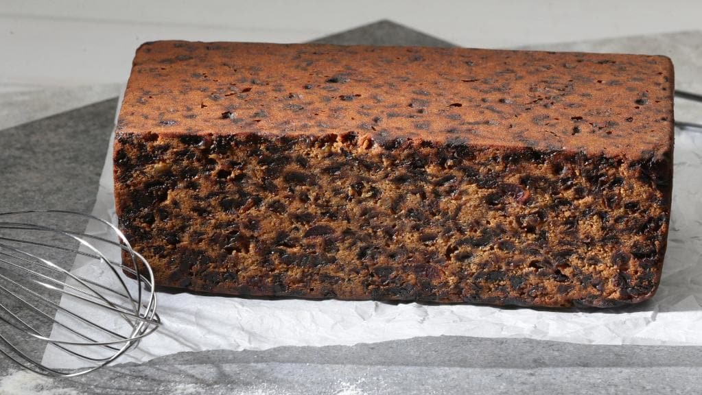 Baking competitions QCDA brisbane cake expo Rich Dark Fruit Cake