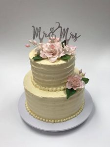 Buttercream budget cake Contemporary Cakes and Classes Jackie Thompson