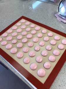 Macaron baking class Brisbane Contemporary Cakes and Classes