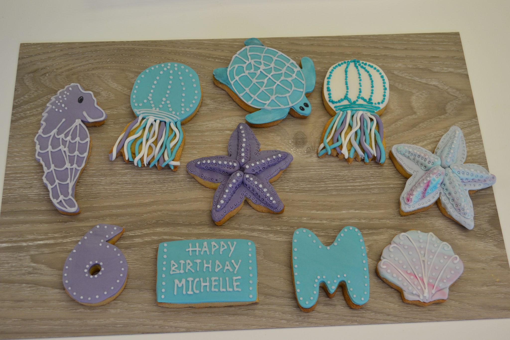Cookie class Contemporary Cakes and Classes