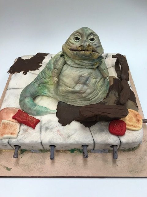 Star Wars Cake Contemporary Cakes and Classes