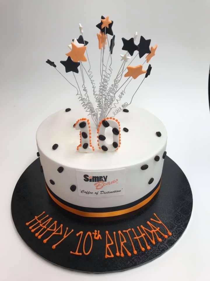 Corporate Cake Contemporary Cakes and Classes Daisy Hill