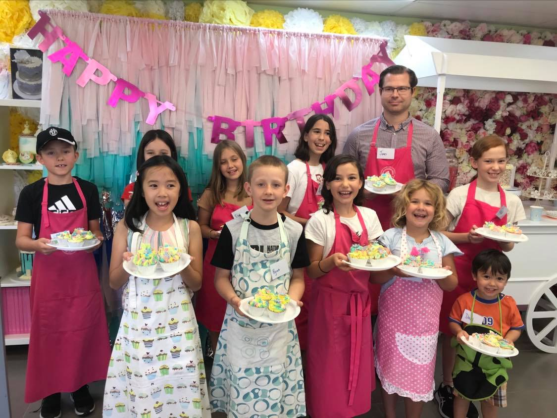 kids parties Contemporary Cakes and Classes