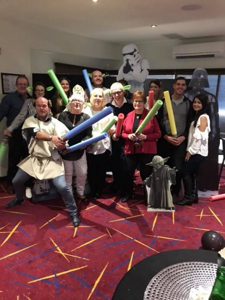 Star Wars Themed Parties Contemporary Cakes and Classes
