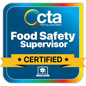 Food safety Supervisors certification