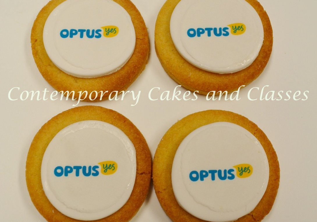 Corporate cookies Brisbane.Contemporary Cakes and Classes Logan, Gold Coast