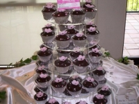 Cupcake stand hire Brisbane Contemporary Cakes