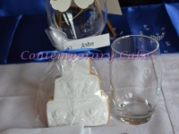 Wedding Cookies by Contemporary Cakes and Classes