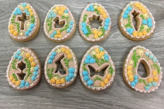 Easter Cookies Contemporary Cakes and classes