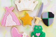 Fairy Princess Contemporary Cakes and Classes