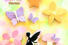 Fairy cookies by Contemporary Cakes and Classes