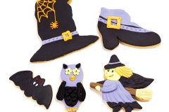 Halloween cookies by Contemporary Cakes and Classes