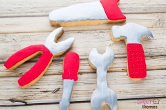 Tool cookies Australian animals Contemporary Cakes and Classes