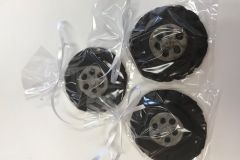 car wheel tyre birthday cake Brisbane Contemporary Cakes and Classe