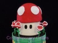 Super Mario Cake Contemporary Cakes and classes