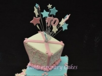 Mad hatters cake Contemporary Cakes and Classes Brisbane
