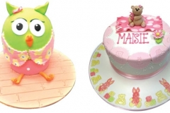 sweet-1birthday cake Brisbane Contemporary Cakes and Classes