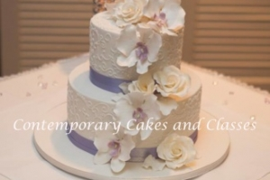 Brisbane wedding cakes Contemporary Cakes 1