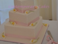 Wedding cake Contemporary Cakes and Classes