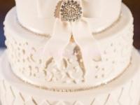 Wedding cake 6 tiers