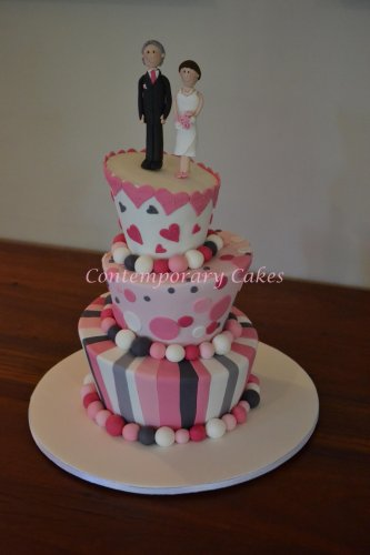 Mad Hatters cake Brisbane Contemporary Cakes