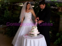 102_125Wedding Cakes Brisbane/Gold Coast Contemporary Cakes and Classes