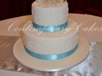 Wedding cake Brisbane Contemporary Cakes