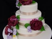 Wedding Cake Brisbane Contemporary Cakes and Classes