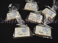 Postcard Cookies by Contemporary Cakes and Classes