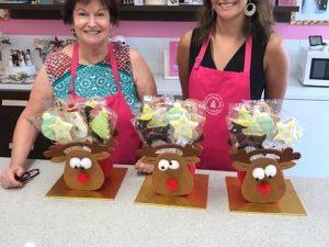 Christmas Cookie Bouquet Contemporary Cakes