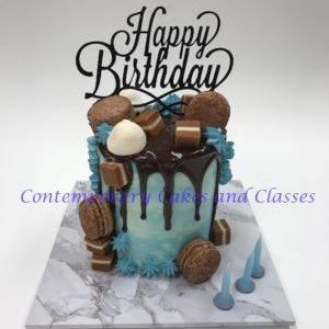 Cake Decorating class Brisbane Contemporary Cakes and Classe 3