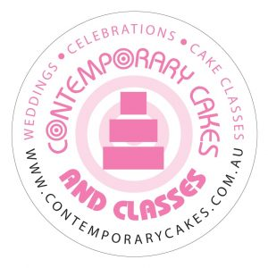 Cake classes Brisbane Contemporary Cakes and Classes Jackie Thompson