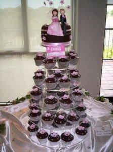 Brisbane cupcake stand hire