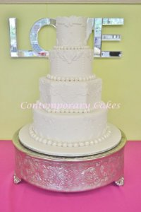 Brisbane wedding cake stand hire