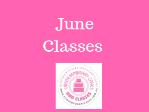 June Cake Classes Brisbane Logan