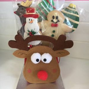 Christmas Cookies Corporate Contemporary Cakes and Classes